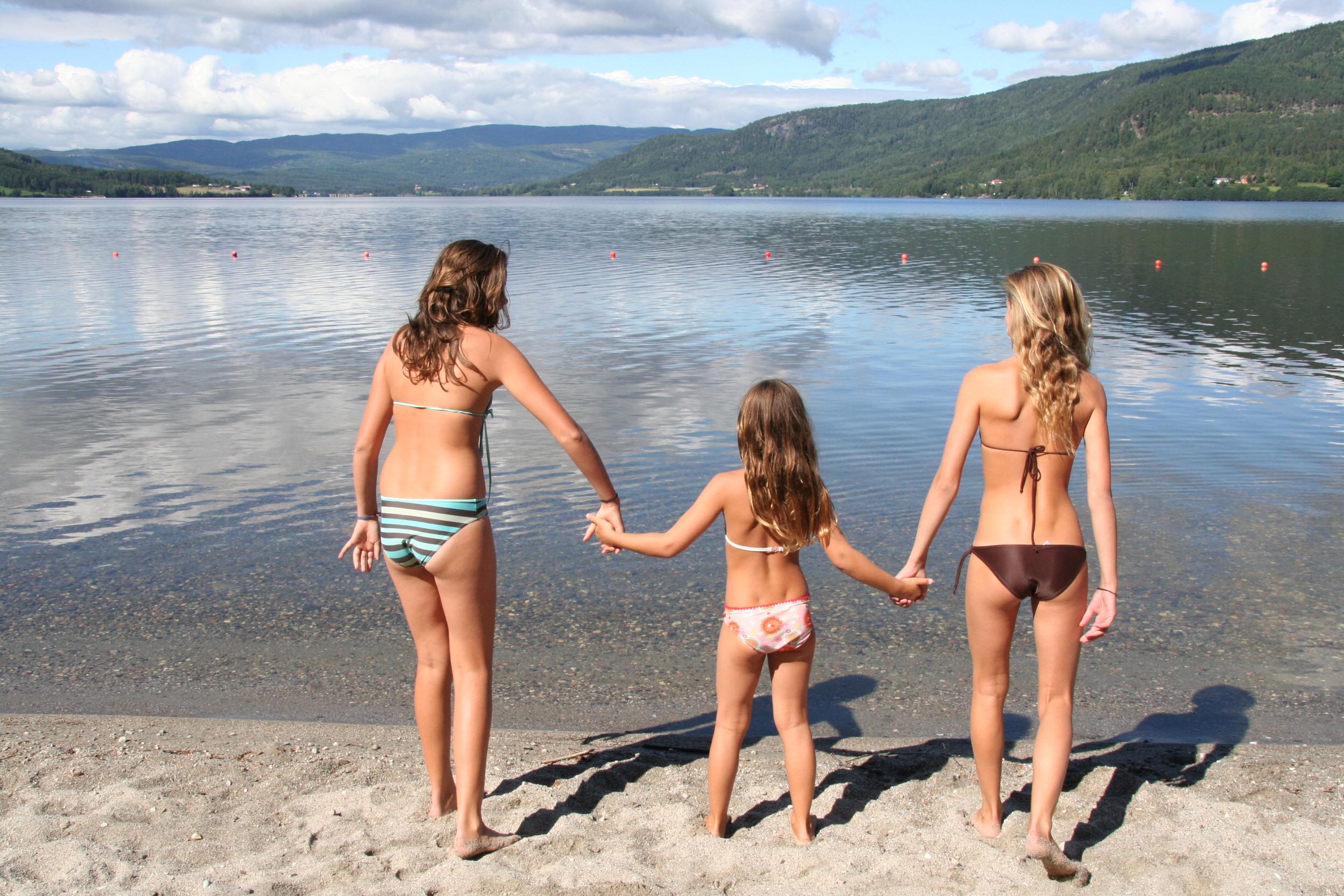 Sommerliv Ved Krøderen